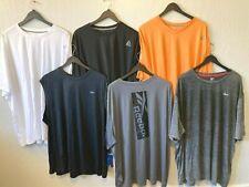NWT BIG & TALL Reebok Sport Performance blend Crew-NeckT-Shirts crossfit running