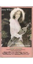 Dulcimer Sampler ~ Joemy Wilson ~ Dargason ~ Folk ~ Celtic ~ Cassette ~ Good