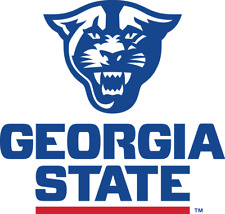 Georgia State Panthers NCAA Color Die-Cut Decal / Sticker *Free Shipping