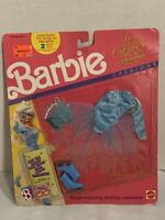Vintage 1989 Barbie Ice Capades Fashion Outfit #4079 Package Wear