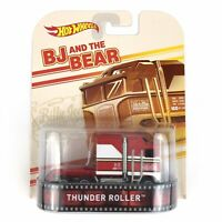 Hot Wheels BJ And The Bear Thunder Roller Semi Truck Rig Die Cast 1/64 Scale