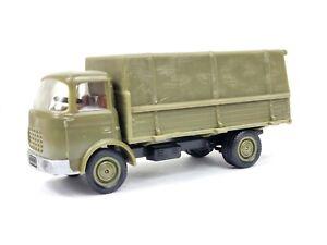Vintage Les Miniatures MINIALUXE Camion Berliet Gak 1/43 Model Truck France VGC
