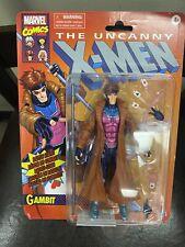 Hasbro Marvel Legends Vintage X-Men Animated Series GAMBIT Figure Avenger Target