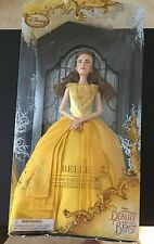 BNIB Authentic Belle Film Collection Doll from Disney's Beauty & The Beast