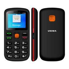 V708 Big Button Basic Simple Easy to Use Dual Sim bluetooth FM Mobile Phone