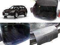 3pc modular rubber boot liner load mat bumper protector BMW X1 E84 F48 2009 +