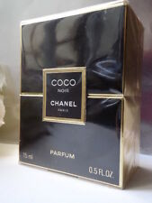 CHANEL COCO NOIR PARFUM 1/2oz SEALED BOX LUXURY CHANEL GIFT WRAP & CARRIER BAG