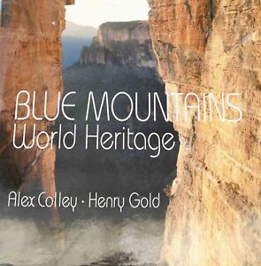 Blue Mountains World Heritage Colong Foundation for Wilderness, History Like NEW