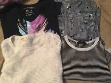 Juniors Name Brand Xs And Small Lot