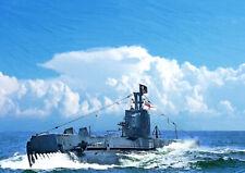 HMS SARACEN - LIMITED EDITION ART (25)