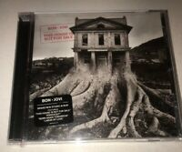 This House Is Not for Sale by Bon Jovi Physical CD Album Nov-2016 Island Records