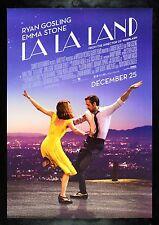 LA LA LAND * CineMasterpieces ORIGINAL CANADA MOVIE POSTER 2016 RYAN GOSLING