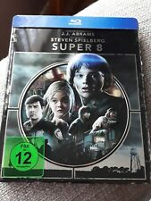 SUPER 8 BLU RAY STEELBOOK - JJ ABRAMS -  STEELPAK