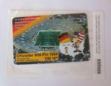 Cartes Téléphoniques Krüger Coupe Du Monde de Football Los Angeles 1994 (18589)