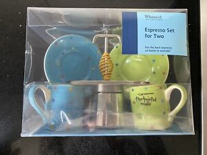 Whittard Of Chelsea Espresso Set For 2