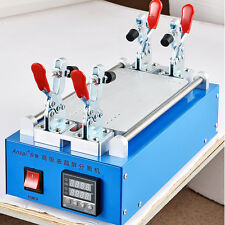 LCD separator Machine Plate for Screen Glass Repair Cell Phone LCD Glass Removal