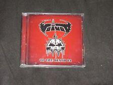 VOIVOD To The Death 84 CD thrash metal destruction flotsam jetsam dark angel