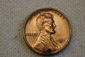 1931 S  Red Lincoln Wheat Cent