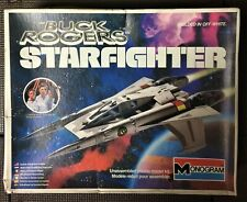 MONOGRAM BUCK ROGERS STARFIGHTER model kit  JAPAN