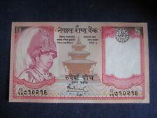 Nepal (REGNO) numero 2005 - 5 RUPIE-P53-firma 16-UNC