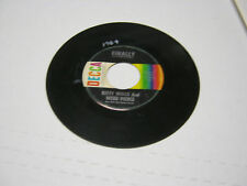 Kitty Wells He Made You For Me/Finally 45 RPM