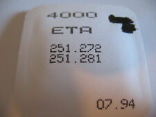 ESA ETA 251.272,251.282 NEW ORIGINAL CIRCUIT PART 4000