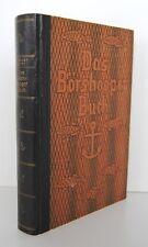 █ DAS BÖRSHOOPER BUCH roman von Robert Seitz 1934 Deutsche Buch-Gemeinschaft █