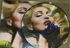 RARE! MADONNA FROZEN - LIMITED SPECIAL EDITION LP PICTURE DISC