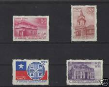 CHILE MINT/NH SET/PART OF 4 UPAE 1971 SANTIAGO