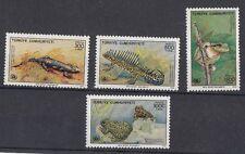 TURCHIA-TURKEY 1990 Giornata mondiale per la protezione dell'ambiente 2645-48