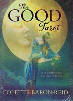 The Good Tarot Oracle Cards by Colette Baron-Reid NEW & Sealed