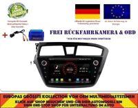 AUTORADIO GPS NAVI ANDROID 10.0 DAB WIFI CARPLAY FUR HYUNDAI I20 2014-17 K5566