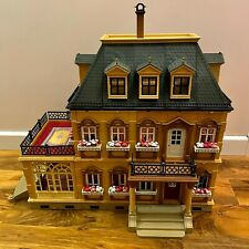 Playmobil Victorian Mansion 5300, Dolls House with Furniture & Accessories, Gift