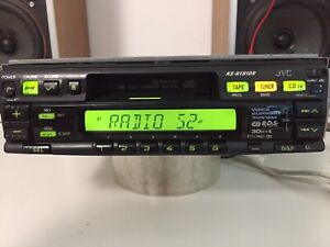 JVC KS-RT810R multi-changer control receiver