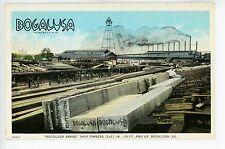 """Bogalusa Brand"" Antique Louisiana Logging PC Ship Lumber—Washington Parish 20s"