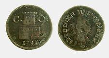 pcc1989_3) Napoli Regno  Ferdinando IV di Borbone - 9 Cavalli 1791
