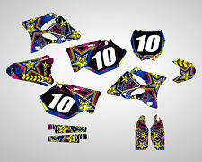 MX Graphics Stickers Kit Decals Yamaha YZ 125 YZ 250 2002-2012