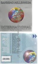 CD--VARIOUS--SANREMO MILLENNIUM