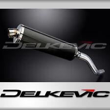 "Kawasaki Z800 18"" Carbon Fiber Oval Muffler Exhaust Slip On 13 14 15 16"