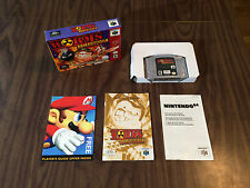 Worms: Armageddon (Nintendo 64, N64) Complete in Box - Tested -- Authentic --