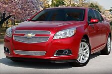 2013-2014 Chevrolet Malibu 3pc Fine Mesh Grille - E&G 1064-0102-13