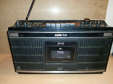 SANWA 7040 Stereo Radio 3 Band Cassetten Recorder