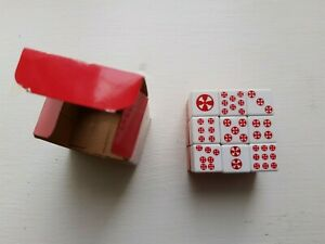 Ultra Rare Vintage Majong Domino Slide Twisty Puzzle Brainteaser