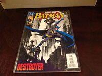 Feb (1992) DC #474 Batman Destroyer NM