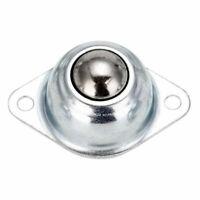 1/2/5pcs Steel Ball Bearings Wheel Swivel Unit Caster Castor Trolleys Rack