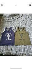 golds gym vest X2