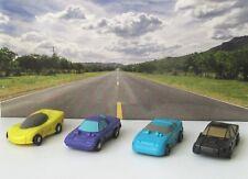 Transformers: SPORTS CAR PATROL Micromaster Decepticons Lot of 4 MINT 1988