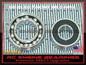 FS26 OS FS20  FS 26CX OS FS30 SURPASS Premium Hi Spd RC ENGINE BEARINGS 4 cycle