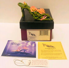 2001 Just The Right Shoe Courageous Rose 25124 New! Never Displayed! Mint In Box