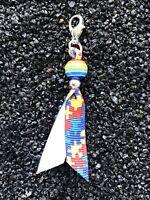 🧩autism awareness Zip Pull / Charm/Christmas Gift/birthday Gift 💫